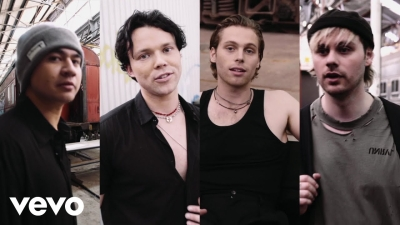 5 Seconds of Summer - Old Me (Behind The Scenes)